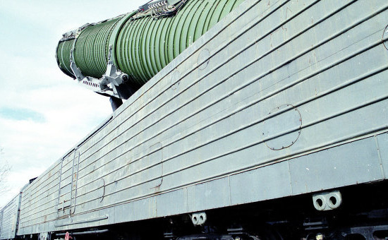 Rusia restartează programul trenurilor blindate purtătoare de rachete balistice intercontinentale