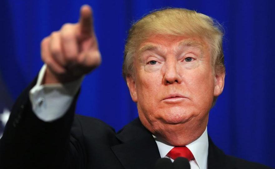 Donald Trump, preşedintele ales al SUA.