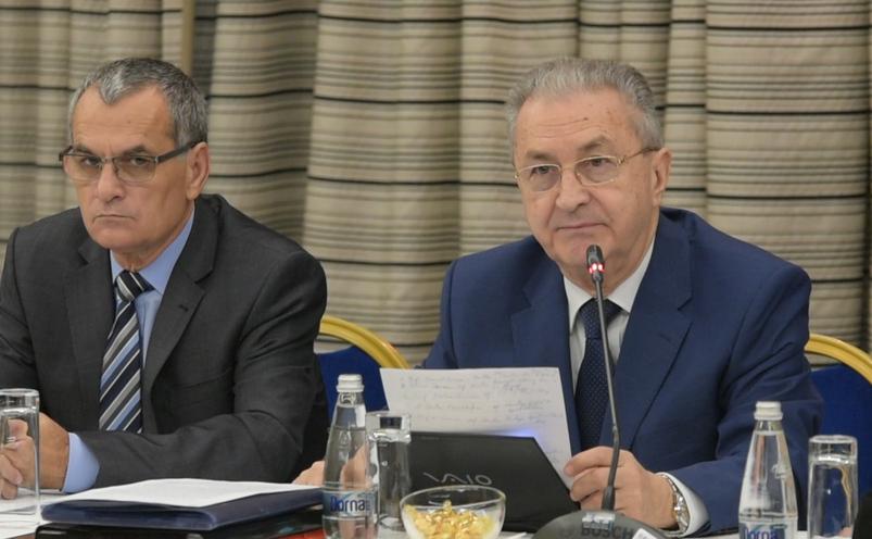 Radu Deac, preşedintele Agenţiei Naţionale de Transplant