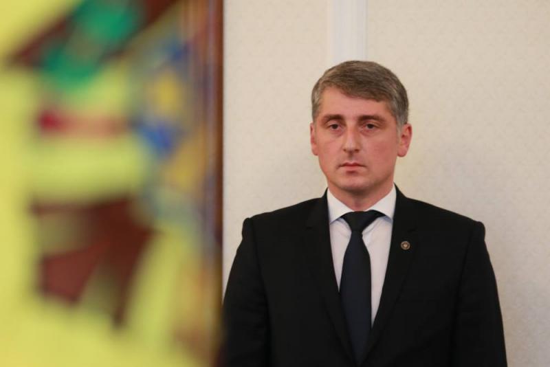 Eduard Harunjen, Procuror General