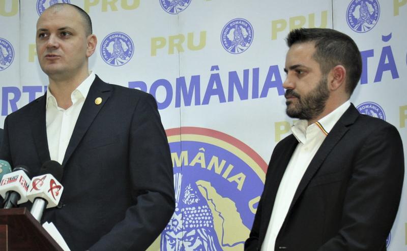 Sebastian Ghiţă şi Bogdan Diaconu