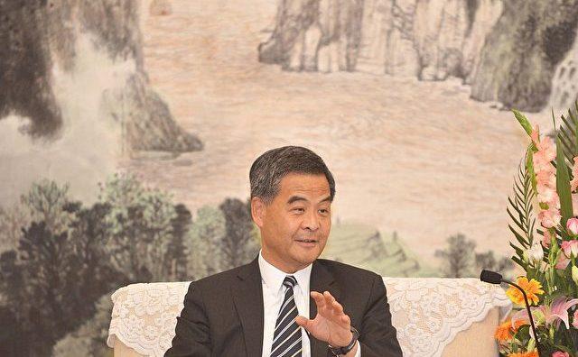 Leung Chun Ying