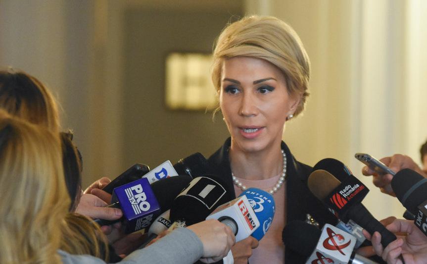 Raluca Turcan(Presedinte interimar PNL)
