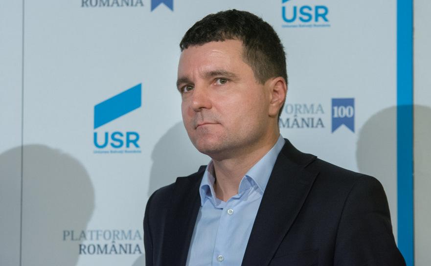 Nicusor Dan(USR),