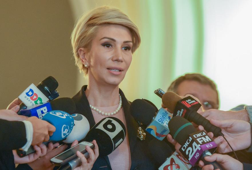 Raluca Turcan (prim-vicepreşedintele PNL),