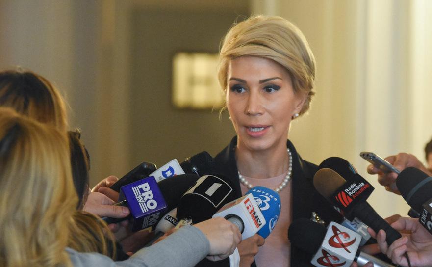 Raluca Turcan(Presedinte intermar PNL),