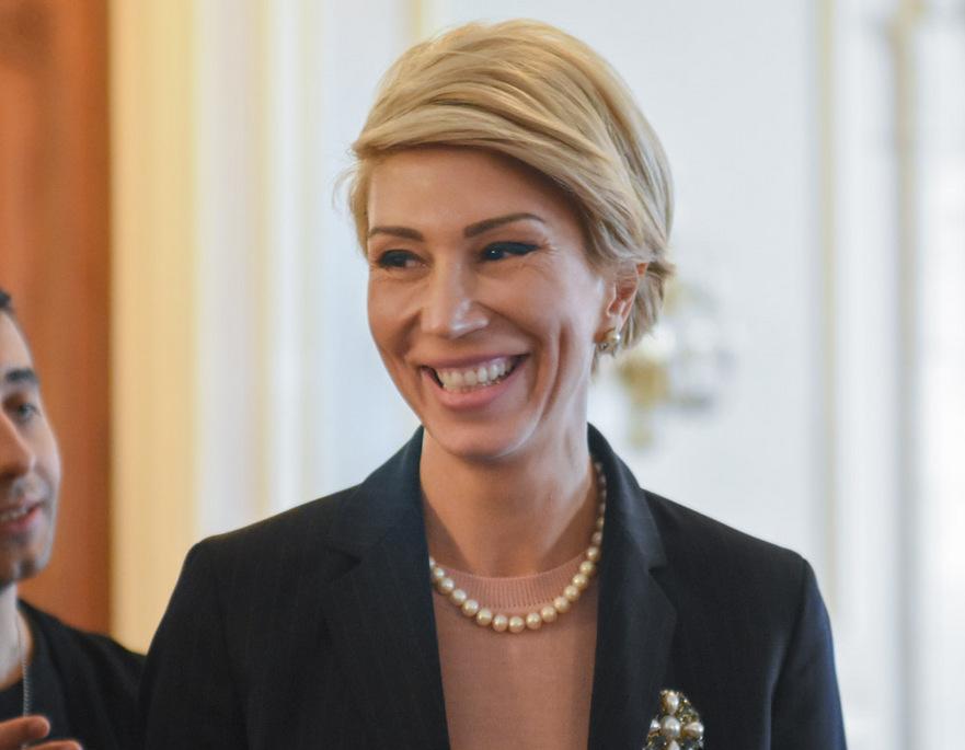 Raluca Turcan(Presedinte PNL),