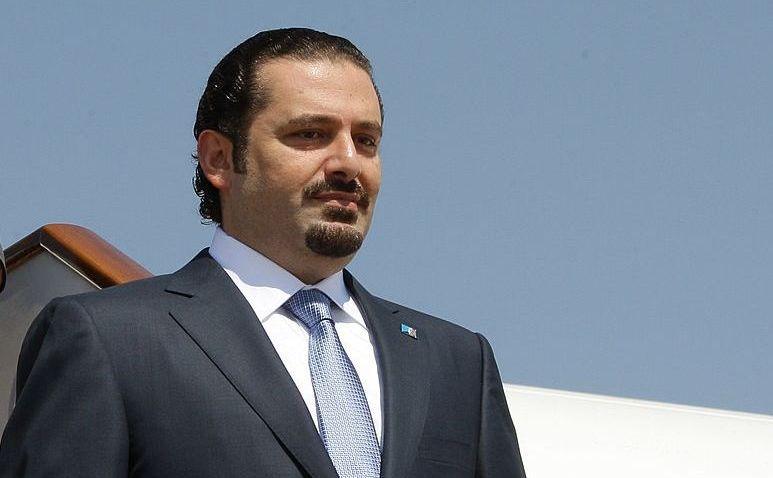 Premierul libanez Saad al-Hariri.
