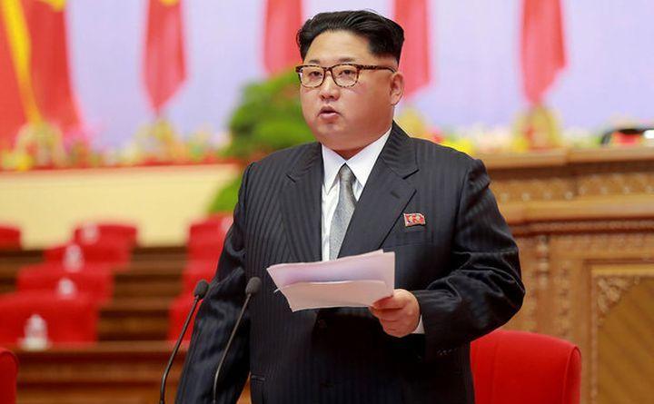 Dictatorul nord-coreean Kim Jong-un.