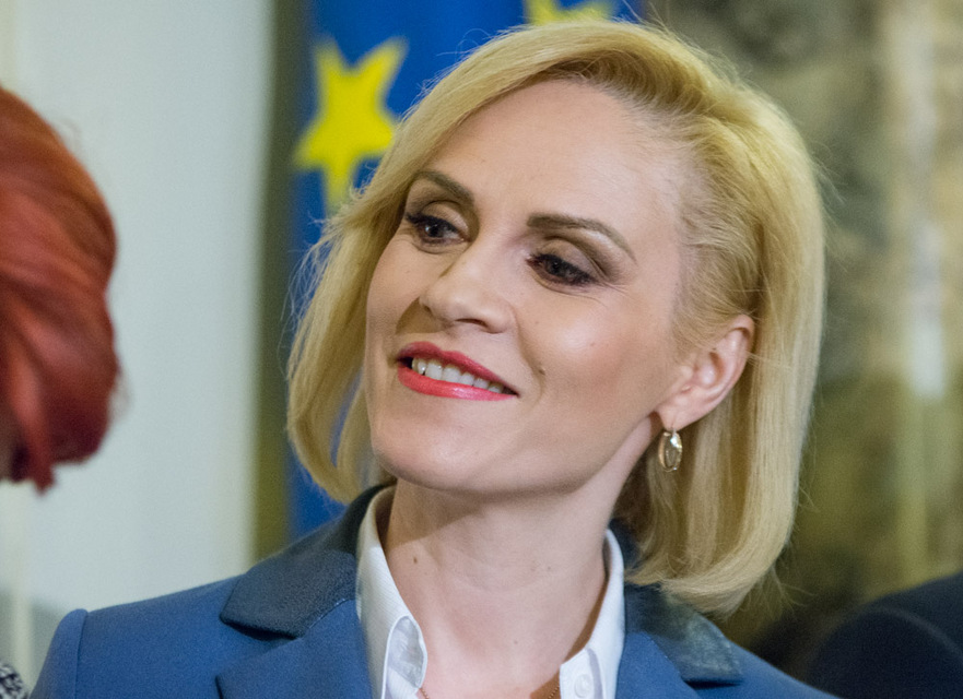 Gabriela Firea-Primar General Bucuresti