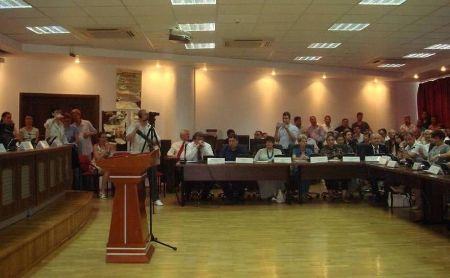 Şedinţă a Consiliului Local Sector 2