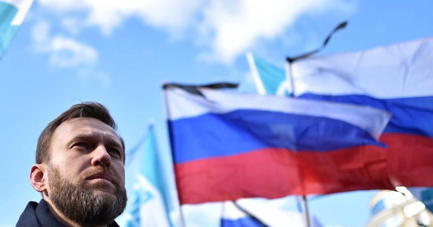 Alexei Navalni.