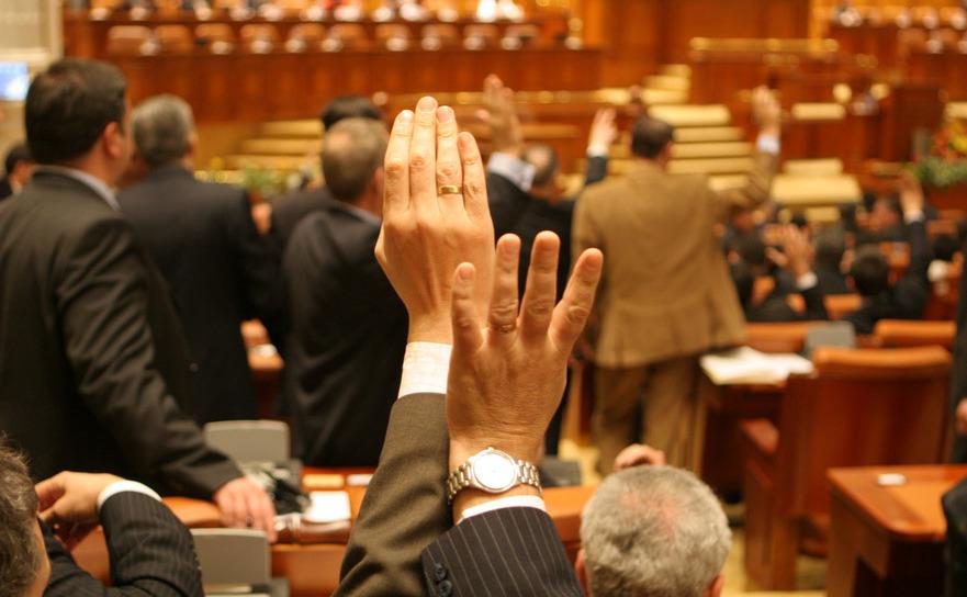 Vot în Camera Deputaţilor