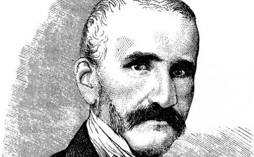 Aron Pumnul (1818-1866), cărturar, lingvist, filolog, teolog, fruntaş al Revoluţiei de la 1848, profesor şi ilustru mentor al lui Eminescu