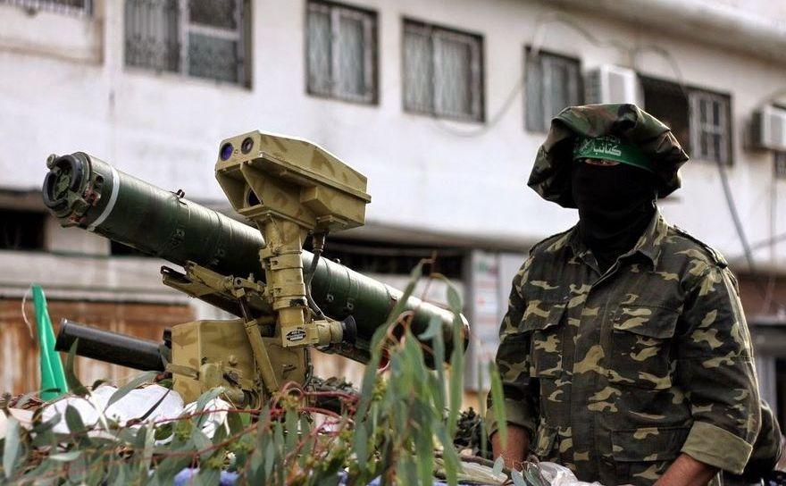 Sistemul iranian de rachete ghidate anti-tanc 9K111 Fagot.