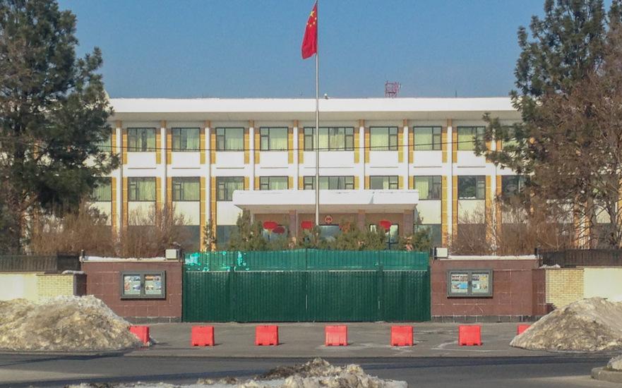 Ambasada Chinei Intervine Pentru Un Traficant De Carne Vie Este