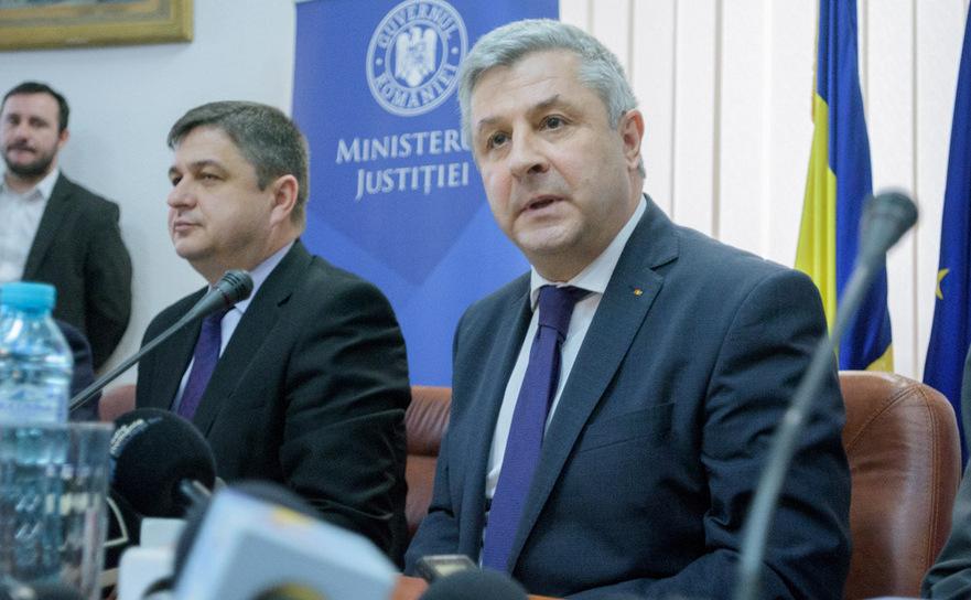 Florin Iordache(Ministerul Justitiei),