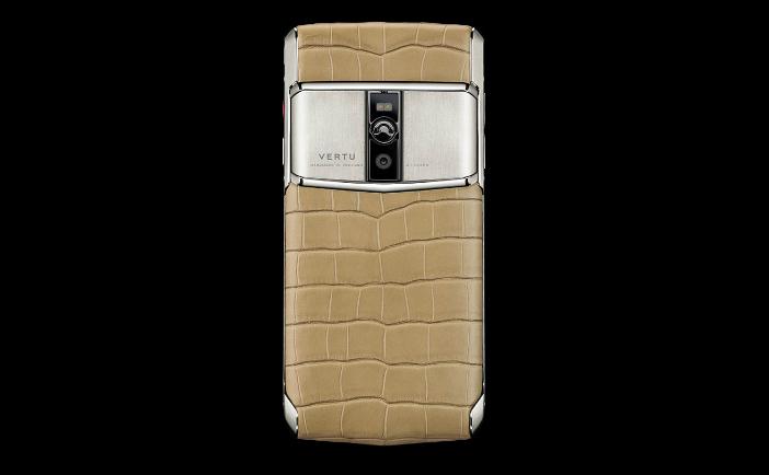 Telefon mobil de lux din colecţia firmei britanice Vertu