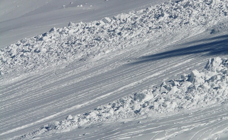 Avalanşă de zăpadă
