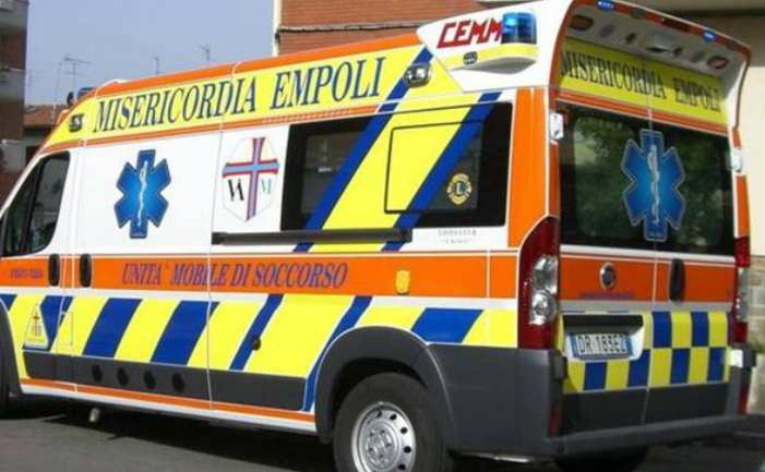 Ambulanţa de la Misericordia