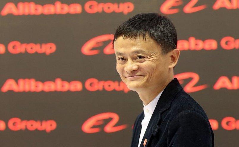 Directorul general al Alibaba, Jack Ma.