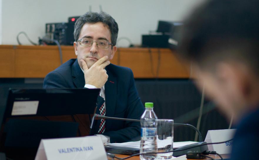 Sorin Ionita (presedinte Expert Forum)