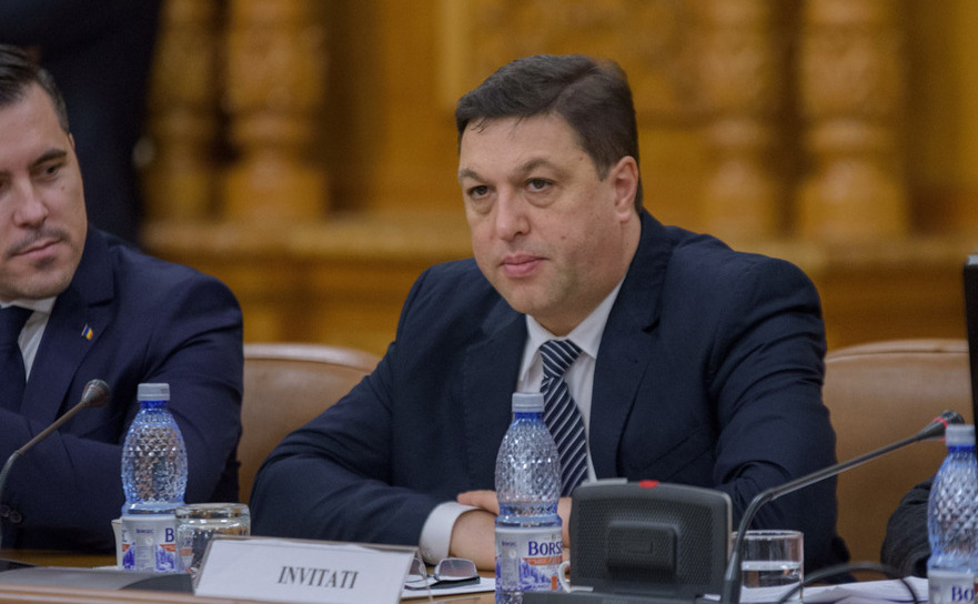 Serban Nicolae(lider de grup PSD la Senat)
