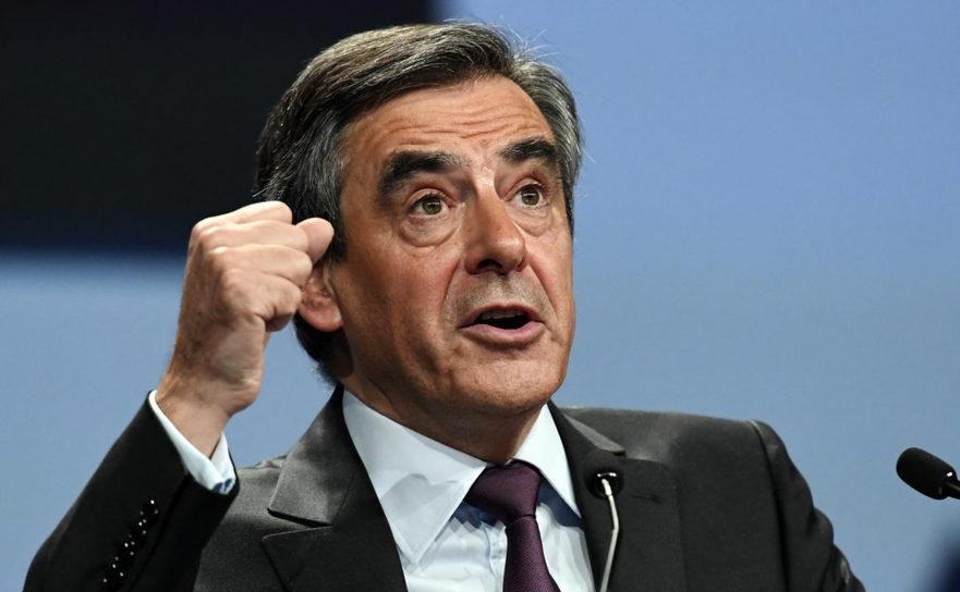 Fostul premier francez, Francois Fillon.