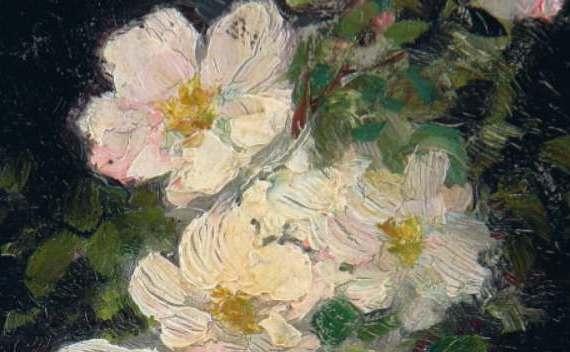 57 de tablouri făcând parte dintr-o colecţie privată de pictură românească, expusă în premieră la Muzeul Colecţiilor de Artă