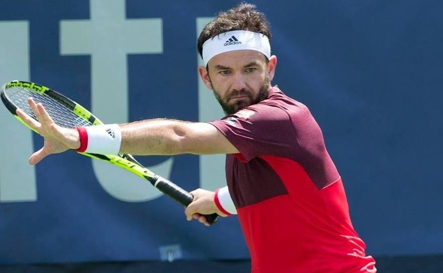 Jucătorul român de tenis Florin Mergea.