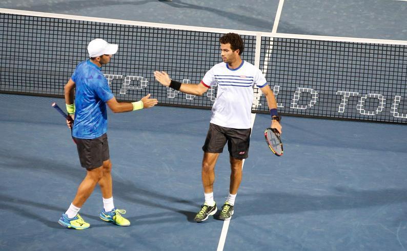 Perechea formată din tenismenul român Horia Tecău şi  olandezul Jean-Julien Rojer.