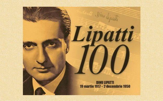 Dinu Lipatti, centenar