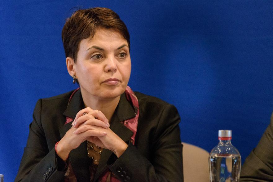 Sefa Reprezentantei CE, Angela Cristea