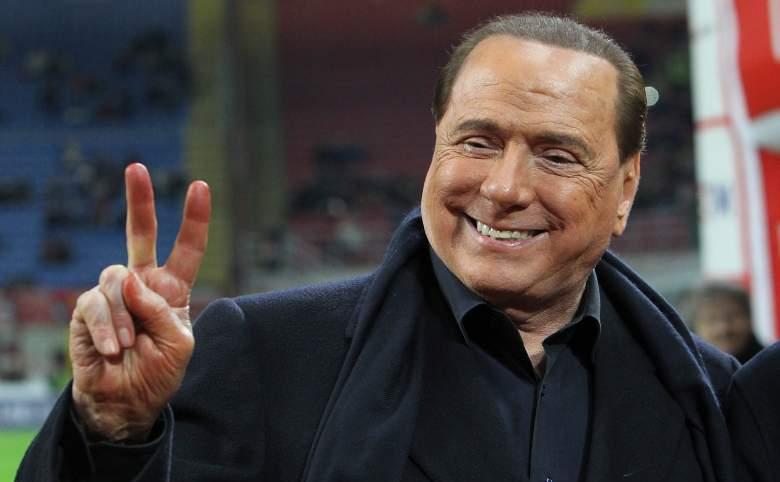 Fostul premier italian Silvio Berlusconi.