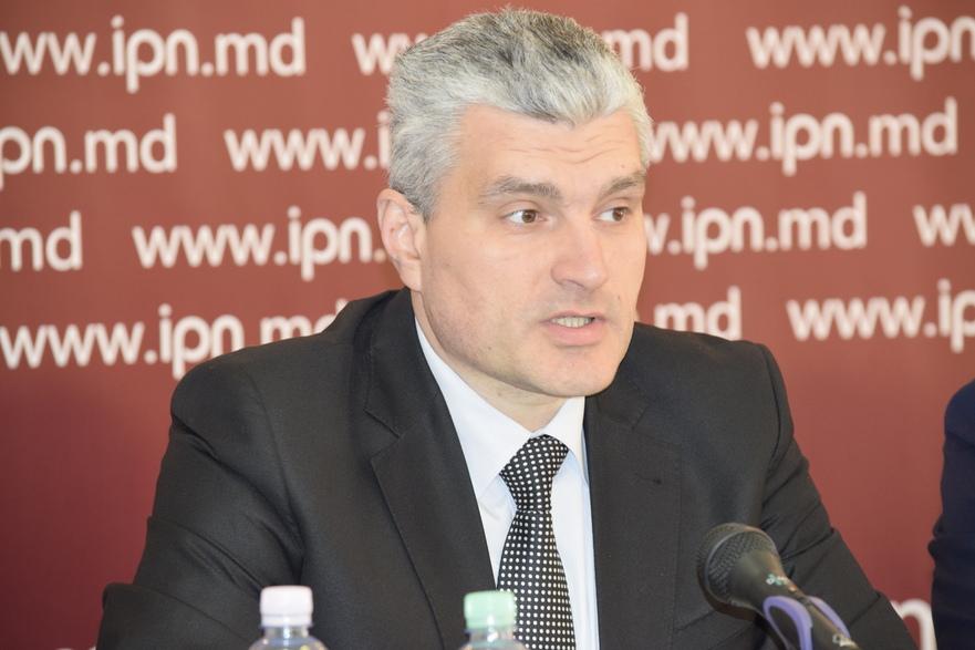 Alexandru Slusari, vice-preşedinte al Partidului Platforma DA