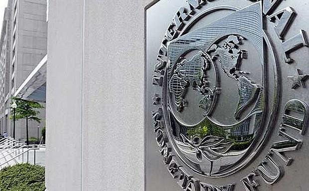 Emblema Fondului Monetar Internaţional
