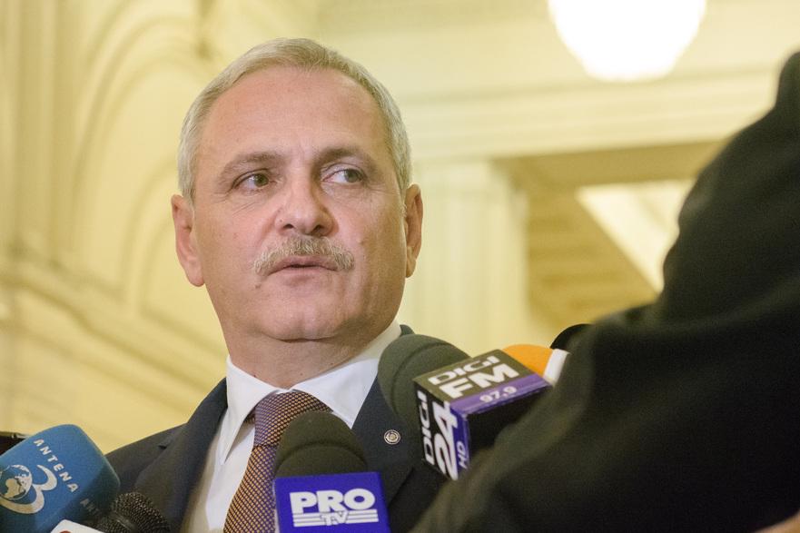 Liviu Dragnea(Presedinte PSD),
