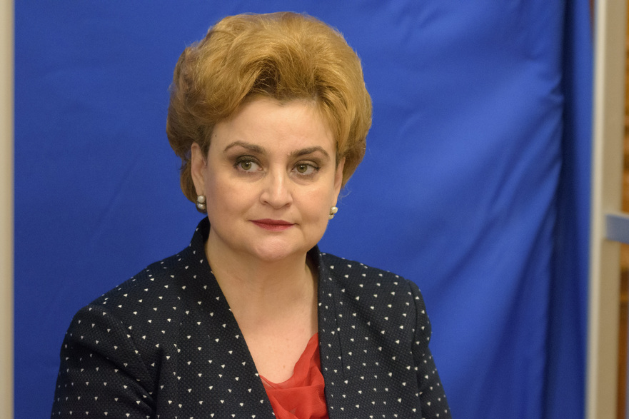 Gratiela Gavrilescu(PSD),