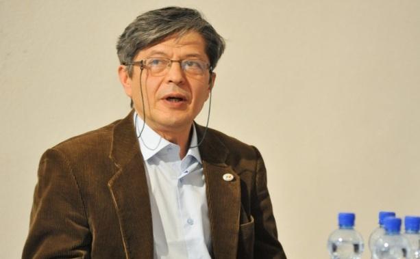 Preşedintele Societăţii Timişoara, Florian Mihalcea