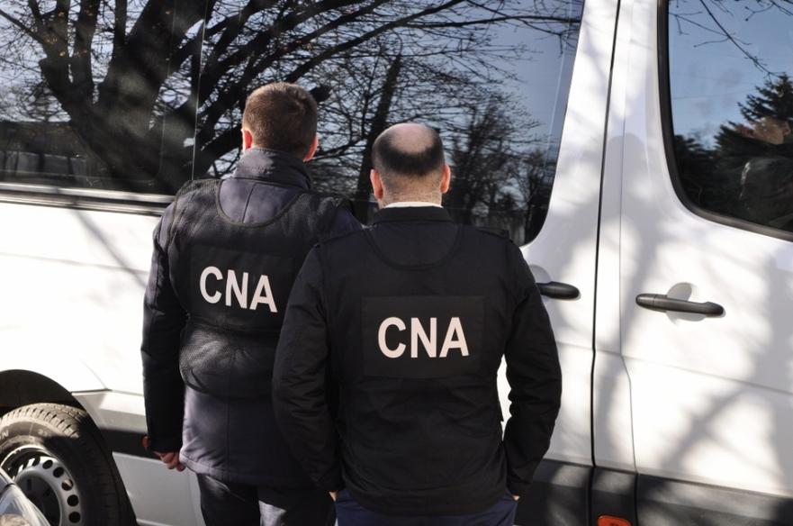 Ofiţeri CNA