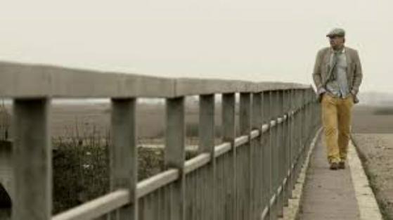 """Scenă din filmul """"La graniţă"""""""