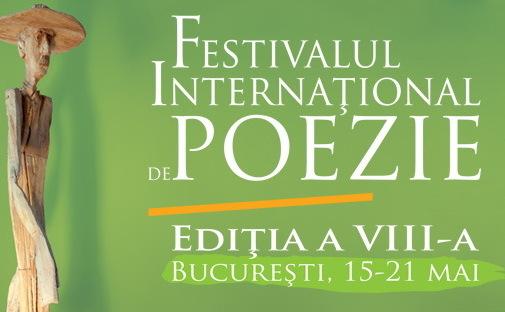 Festivalul Internaţional de Poezie, FIPB, 2017- Afişul festivalului