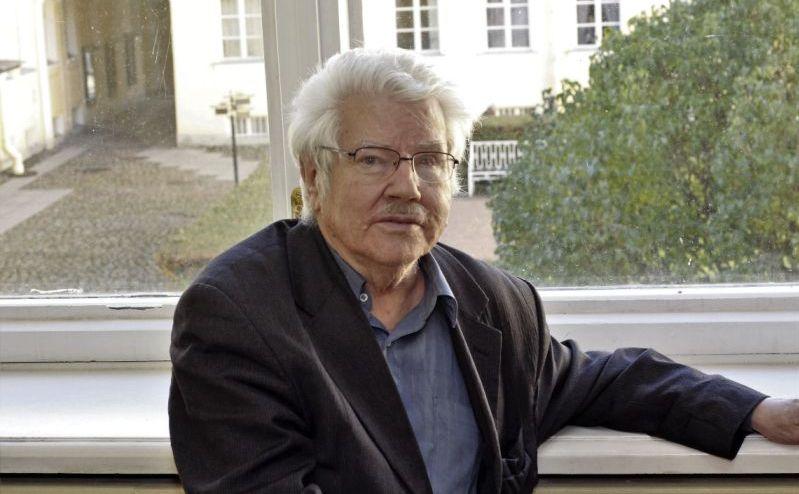 Jurnalistul rus Nikolai Andruşcenko.