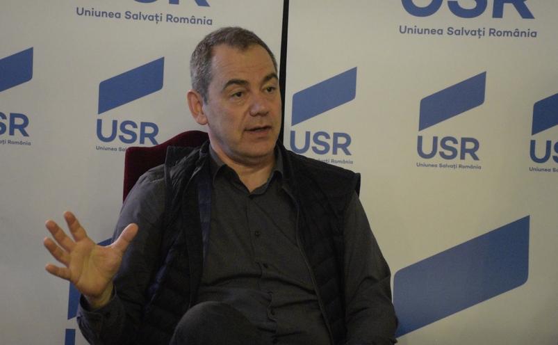Vlad Alexandrescu, senator USR