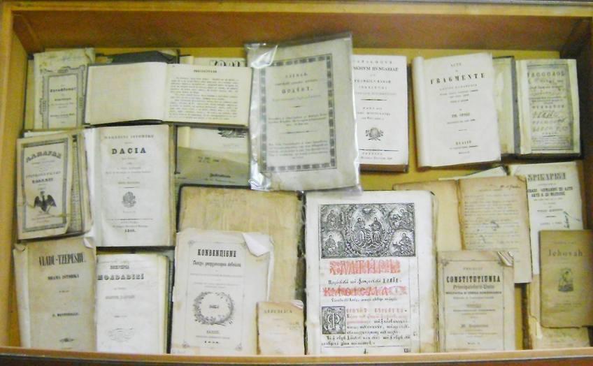 Documente ale Bibliotecii Române din Freiburg