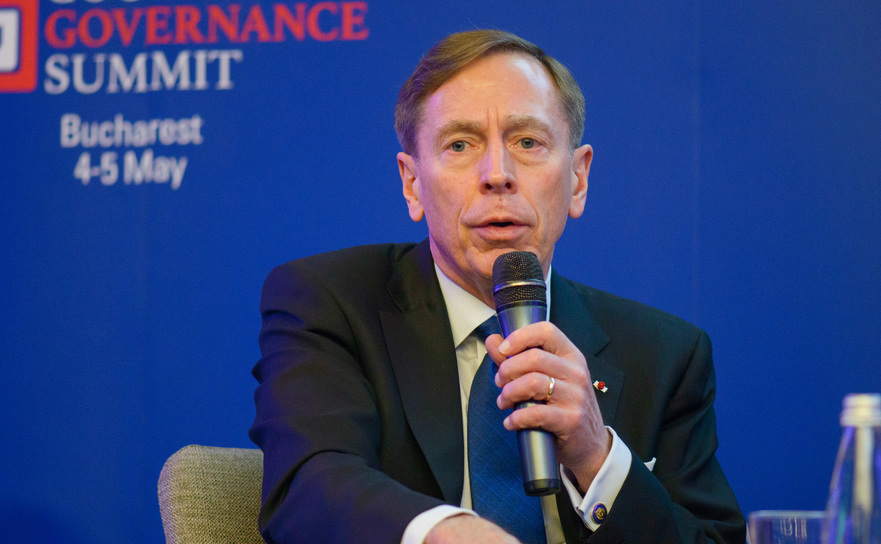 David Petraeus (fost director CIA)