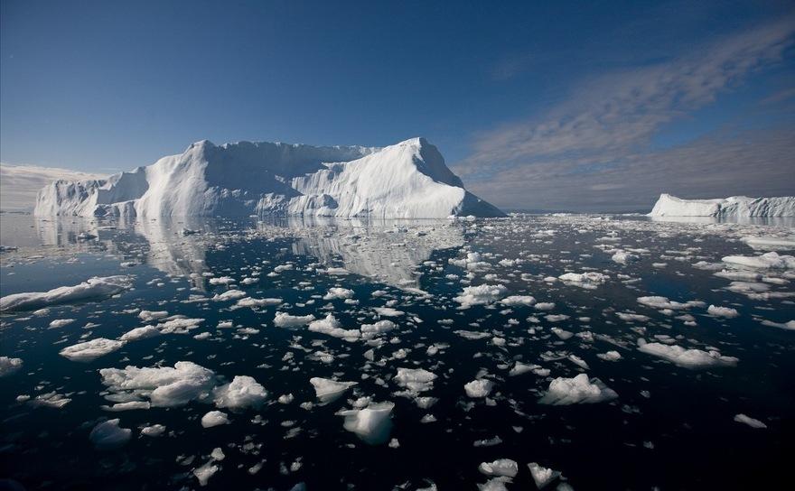 Zona Arctică.