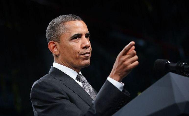 Fostul preşedinte american Barack Obama.