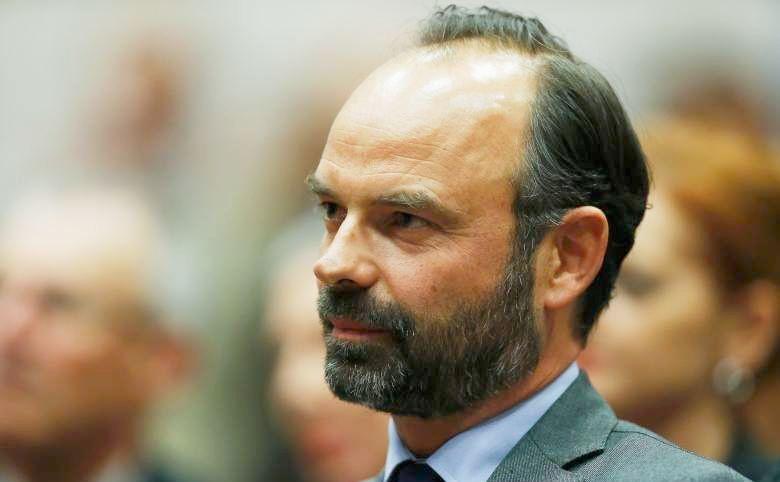 Edouard Philippe, noul premier francez.