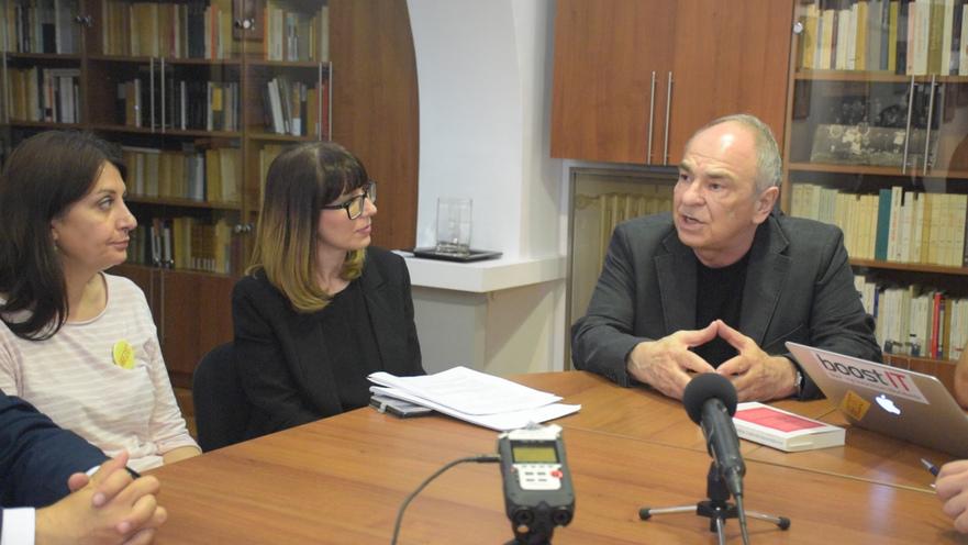 Intalnirea Grupului #Rezistenta cu Gabriel Liiceanu